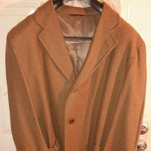 Canali top coat